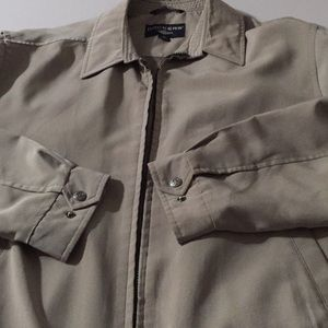 Dockers XL members style golf light weight jacket